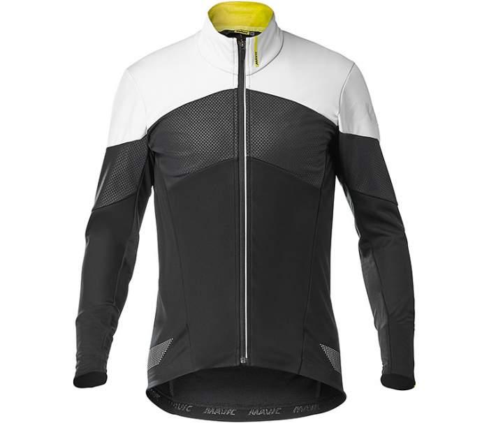 Куртка MAVIC Cosmic Thermo Jacket windproof, черный, XXL INT