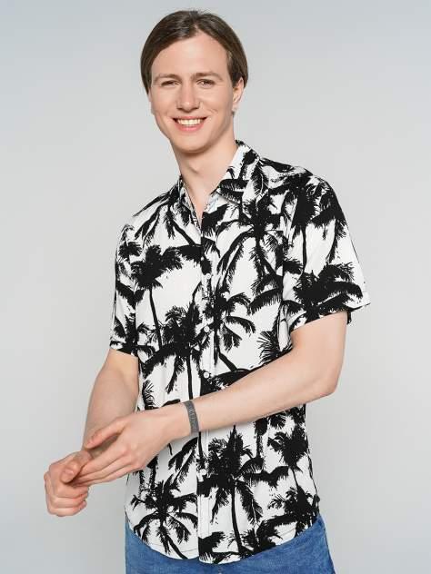 Рубашка мужская ТВОЕ A7935, белый