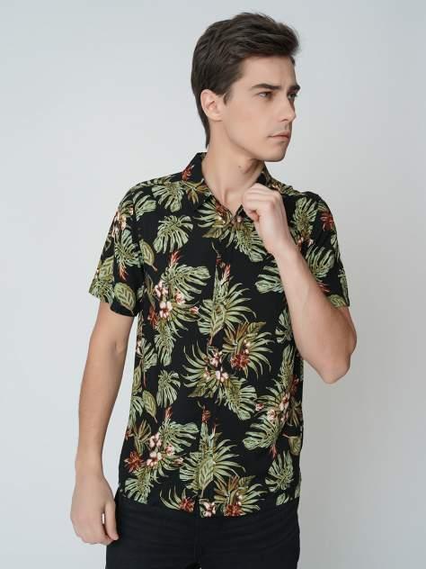 Рубашка мужская ТВОЕ A6303, черный