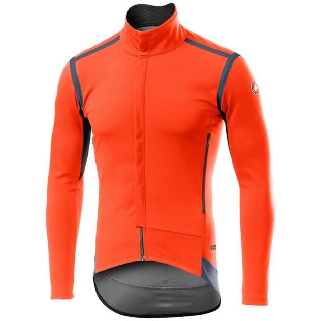 Куртка Castelli PERFETTO ROS, оранжевый, S INT