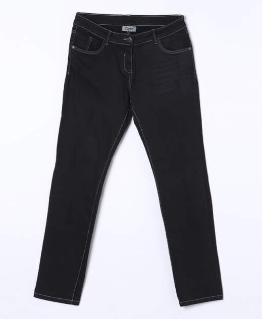 Женские джинсы  GINA WJS-5 Черный, черный