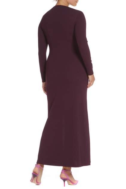 Платье женское Adzhedo 41042 фиолетовое XS