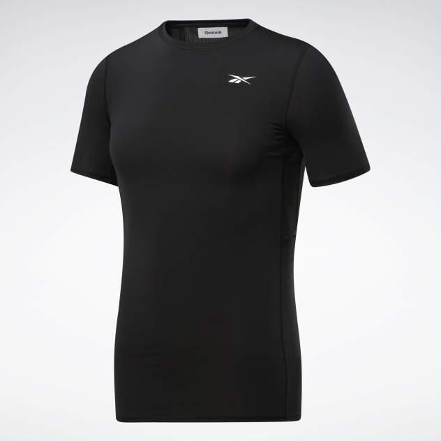 Футболка мужская Reebok FP91 черная XL