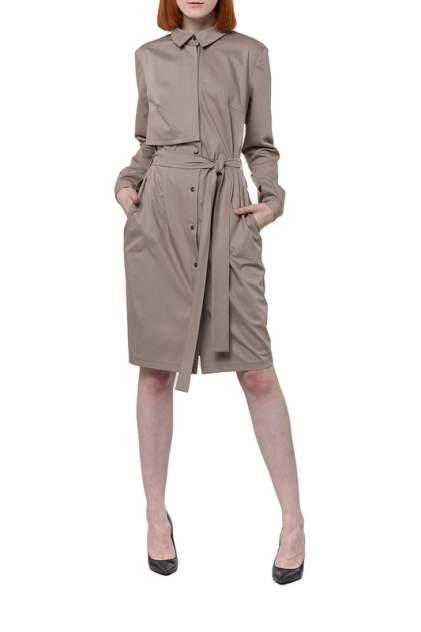 Платье женское Adzhedo 41825 бежевое XL