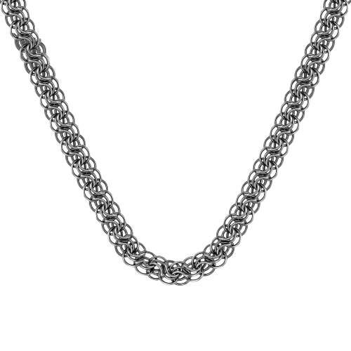 Цепочка мужская ALORIS 3807 серебро 925 пробы 65 см
