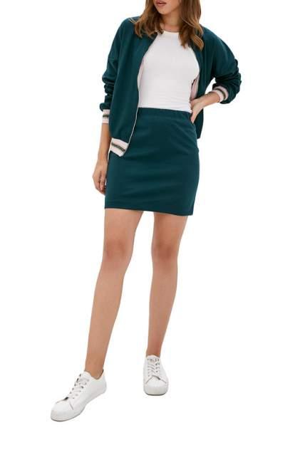 Женская юбка SELFIEDRESS 01-09, зеленый