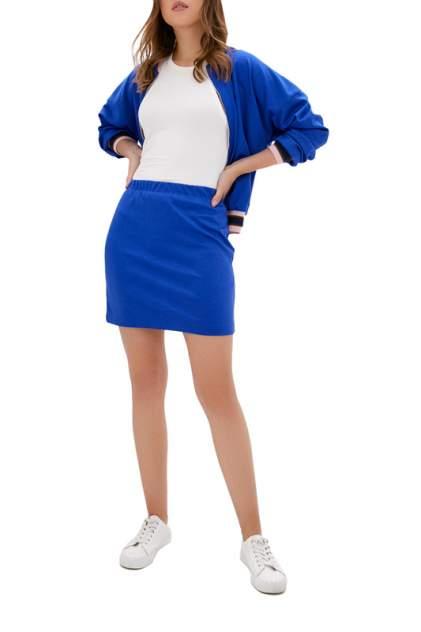 Женская юбка SELFIEDRESS 01-09, синий