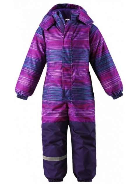 Комбинезон LASSIE 247316 цв.фиолетовый р.86