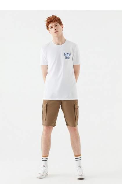 Шорты мужские Mavi 436034025 коричневые 27