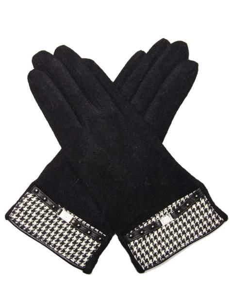 Женские перчатки Venera 9503815, черный, белый