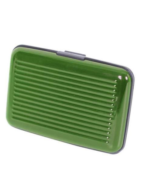 Кредитница мужской Markethot Alluma Wallet зеленый