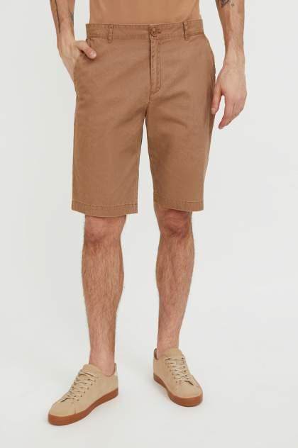 Шорты мужские Finn Flare S21-21040, коричневый