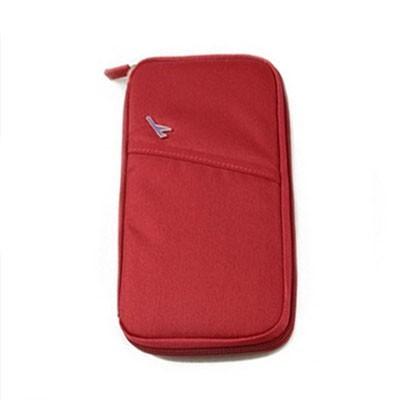 Кошелек женский Markethot 00104157 красный