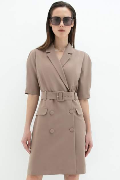 Женское платье ZARINA 1224016546, коричневый