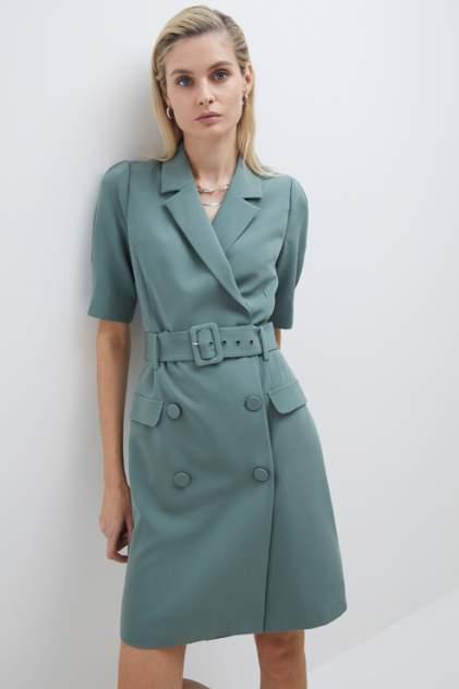 Платье-пиджак женское ZARINA 1224016546 хаки 44 RU