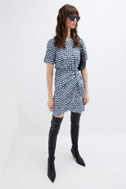 Женское платье ZARINA 1224014544, голубой