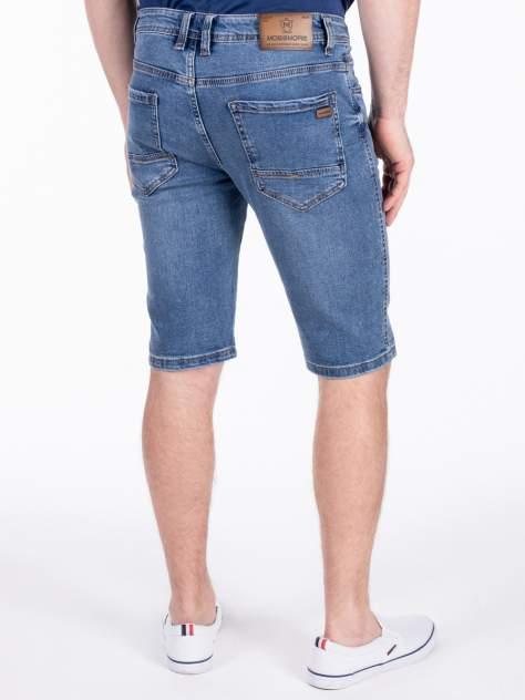 Джинсовые шорты мужские MOSSMORE GD46900284 синие 34