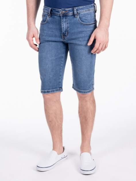 Джинсовые шорты мужские MOSSMORE GD46900284 синие 33