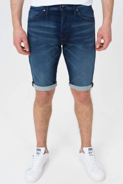 Джинсовые шорты мужские Jack & Jones 12166429 синие 52 RU