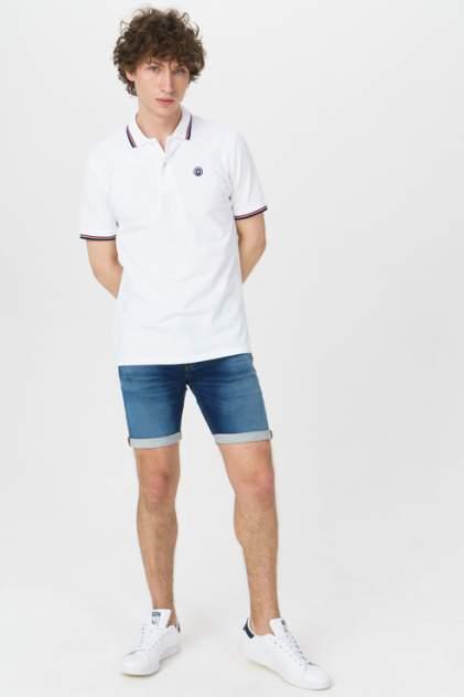 Джинсовые шорты мужские Jack & Jones 12166269 синие 54 RU