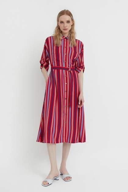 Женское платье Finn Flare S21-14078, красный