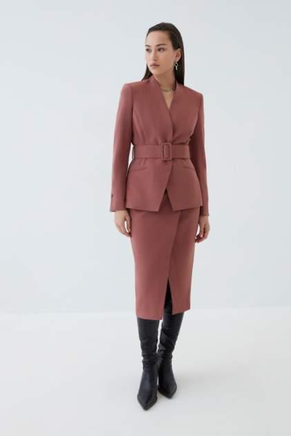 Жакет женский ZARINA 1123200600 розовый 44 RU