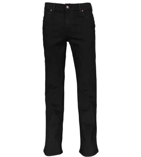Джинсы мужские Wrangler W12109004 черные 40/32