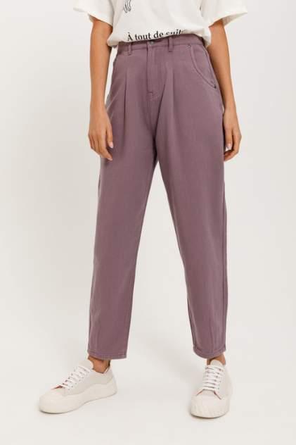 Женские джинсы  Sela 0811021410, фиолетовый