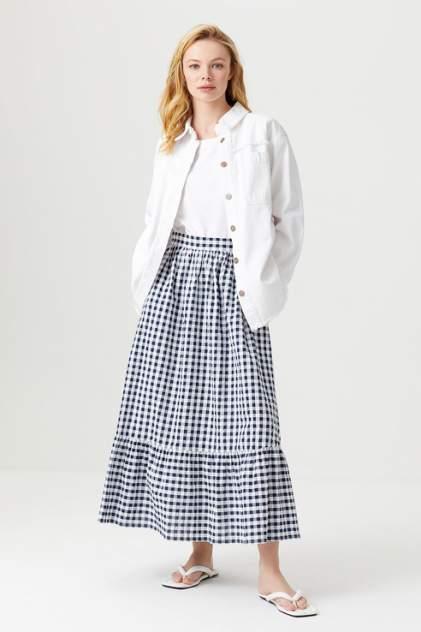 Женская юбка Sela 0806021904, синий