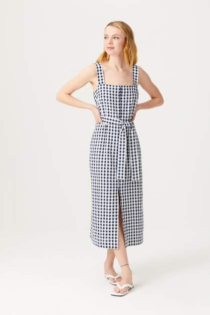 Женское платье Sela 0806020714, синий