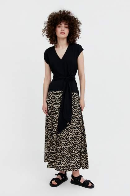 Женское платьеЖенское платье  Finn FlareFinn Flare  S21-14003S21-14003, , черныйчерный