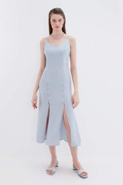 Женское платье ZARINA 0327023503, голубой