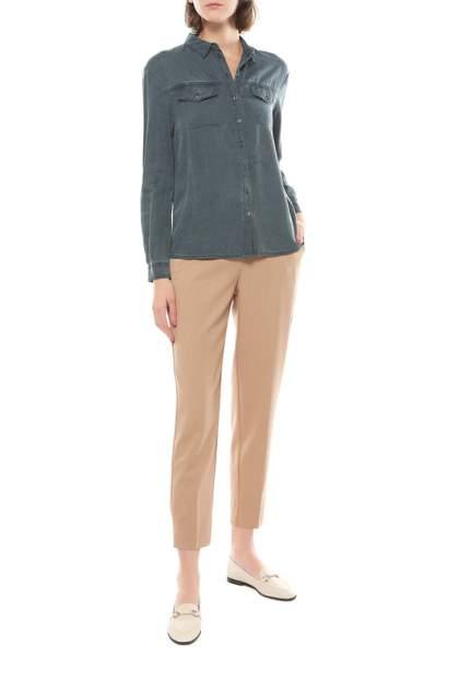 Джинсовая рубашка женская S.Oliver 14.707.11.4422 синяя 44