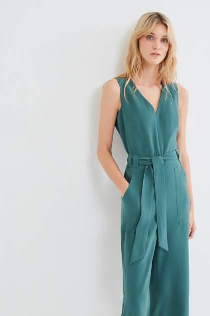 Комбинезон женский ZARINA 0225206706 зеленый 50 RU