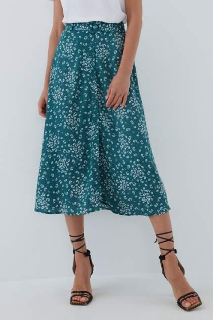 Женская юбка ZARINA 0225200200, зеленый