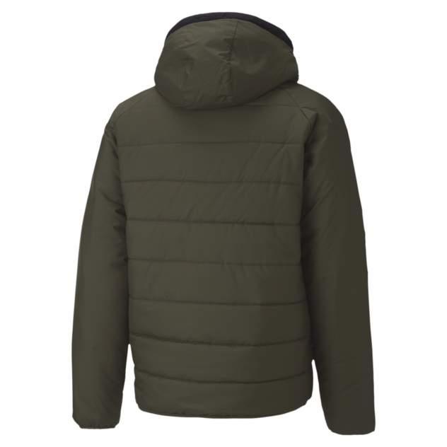 Куртка мужская PUMA 58216870 зеленая S