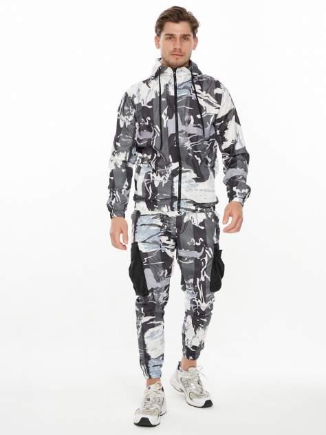 Мужской костюм MTFORCE 9146, серый