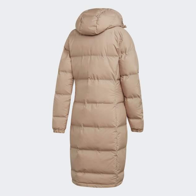Пуховик женский Adidas CY8635, розовый