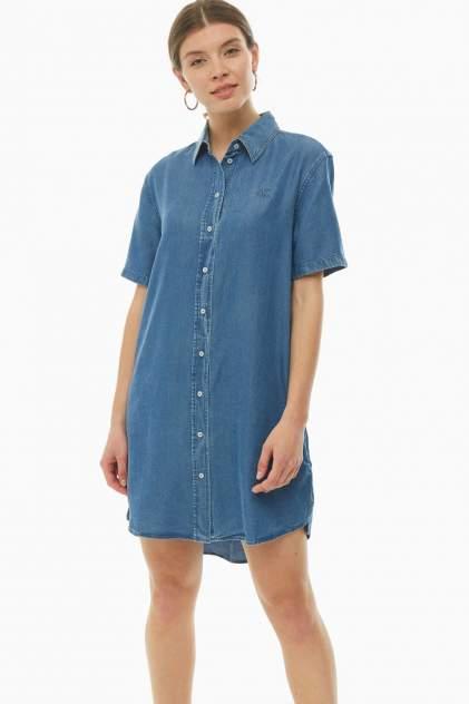 Женское платье Calvin Klein Jeans J20J213626.0G90, синий