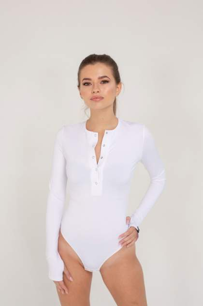 Женское боди Euphoria X-Body, белый