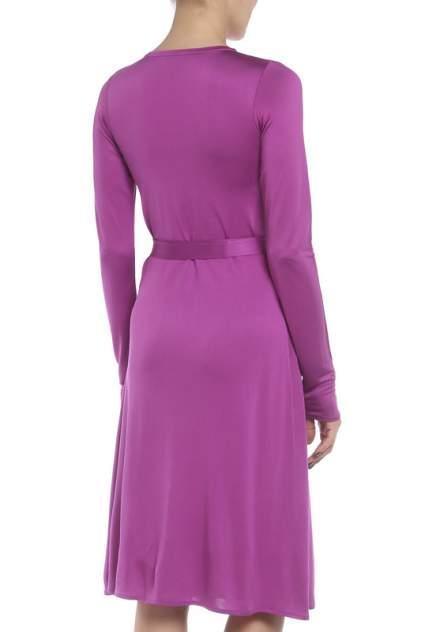 Платье женское Glamour Armour 602767 фиолетовое S