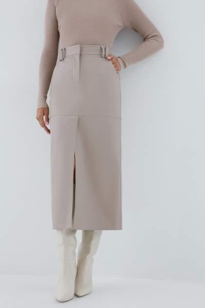 Женская юбка ZARINA 0329227217, коричневый