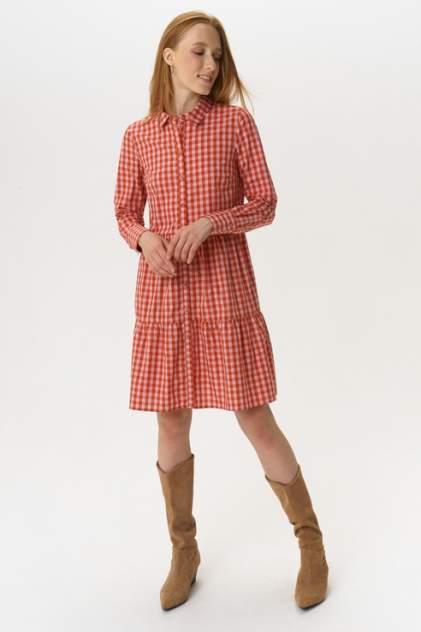 Платье женское Y.A.S 26014844 розовое 44 RU