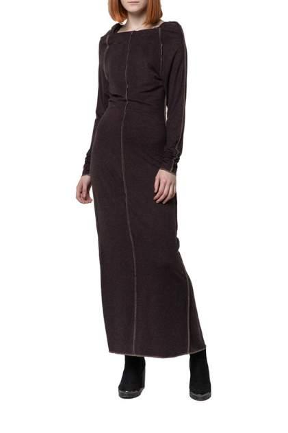 Платье женское Adzhedo 41829 коричневое M