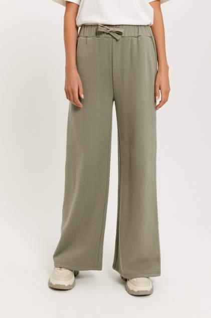 Женские брюки Sela 08100115640, хаки