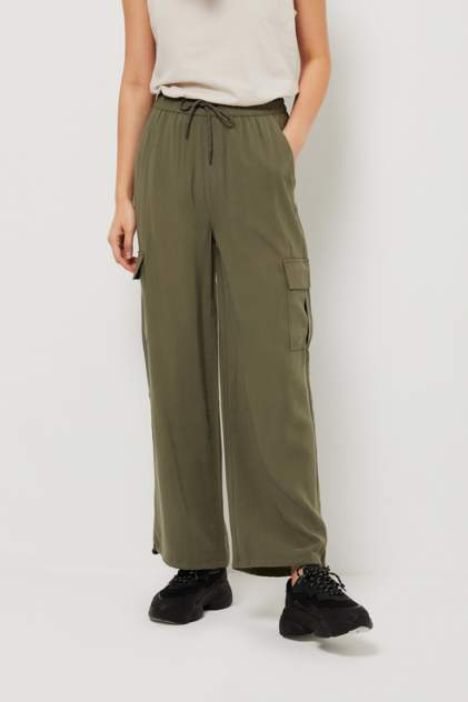 Женские брюки Sela 1804011524, хаки