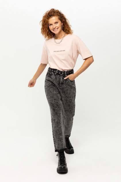 Женские джинсы  Sela 0808011408, серый