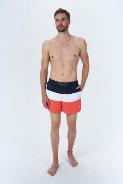Шорты для плавания мужские Jack & Jones 12183825 оранжевые 50 RU