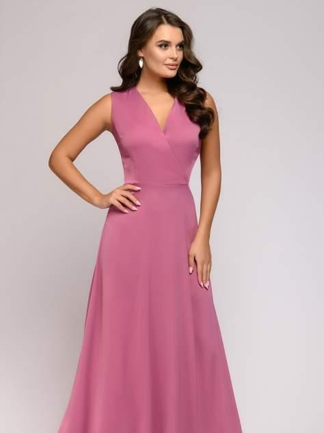 Вечернее платье женское 1001dress 0112001-01939BE бордовое 44