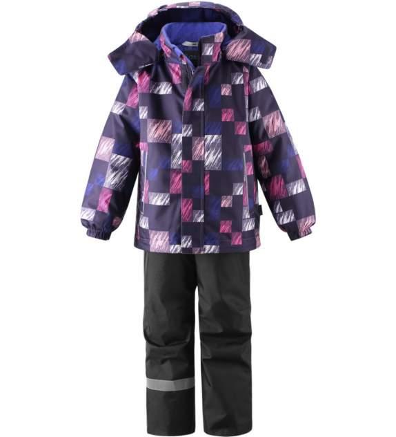 Комплект верхней одежды Lassie, цв. розовый
